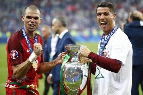 Sempre quis ganhar algo com Portugal para entrar na história