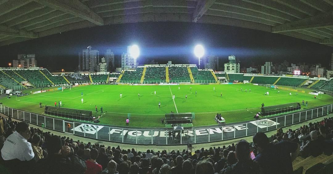 Figueirense será o adversário do Flamengo na Copa Sul- Americana