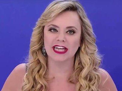 Flor, jurada do Programa Silvio Santos, é agredida após ter chácara ...