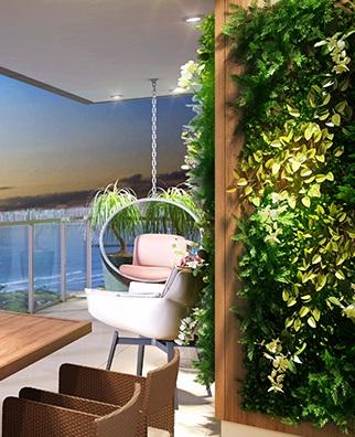 Arquiteta dá dicas para criação de jardins   Folha Vitória