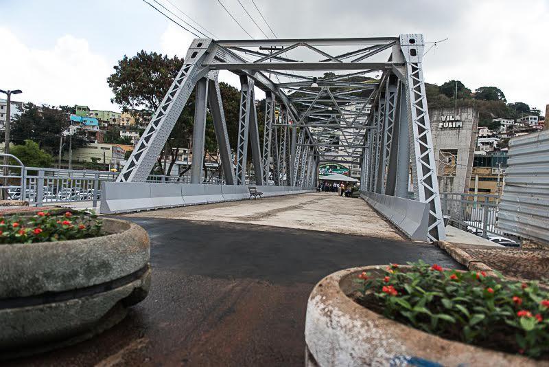 Dedicada ao lazer e cultura, reinauguração da Ponte Seca pode ter ...