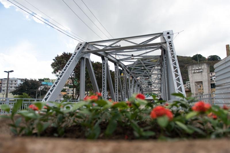 Ponte Seca em Vitória terá restauração inaugurada no dia 18 de julho