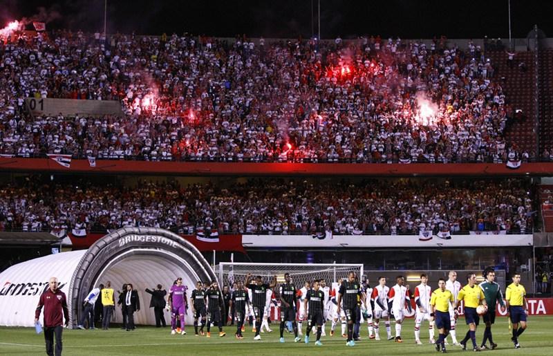 Para dirigentes de clubes brasileiros, 'nova Libertadores ...