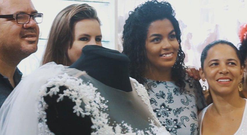 Vídeo: noiva capixaba ganha festa de casamento após vender ...