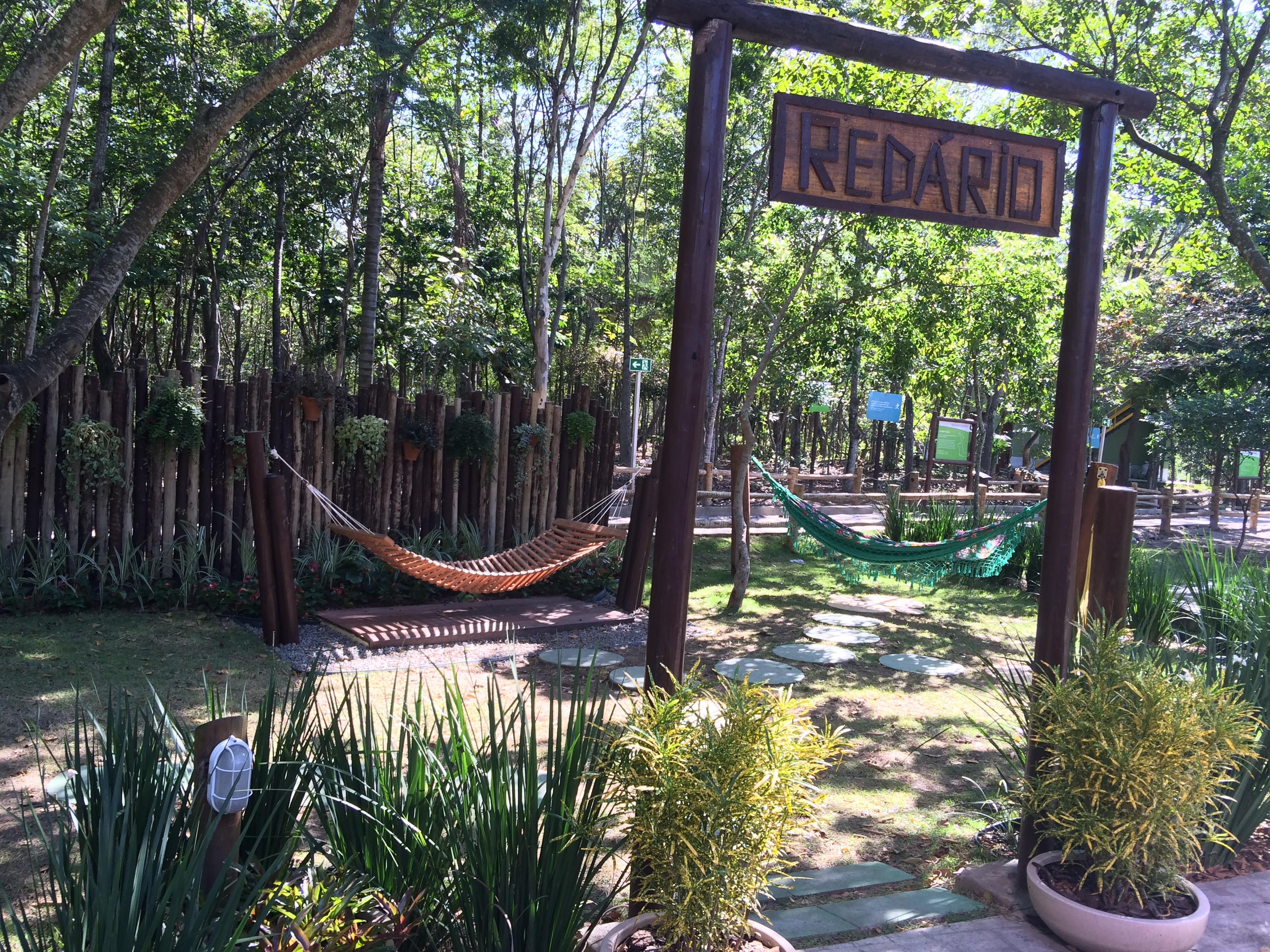 Parque bot nico vale inaugura novo espa o para lazer e for Sanse 2016 jardin botanico