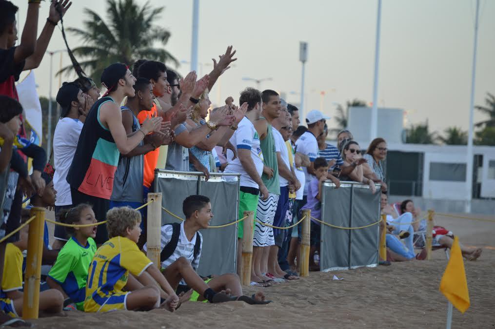 Vitória Kids Beach Soccer encerra competição com muita emoção ...