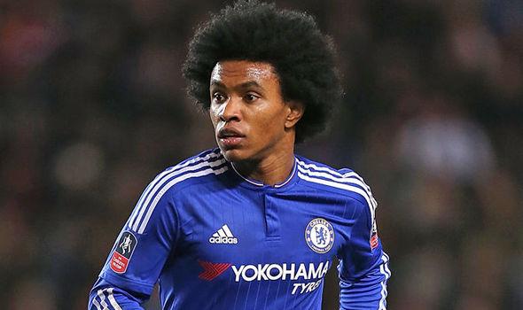 Chelsea anuncia renovação do meio-atacante brasileiro Willian até ...