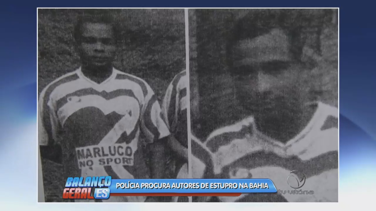 Polícia procura suspeitos de estupro que fugiram para Bahia | Folha ...