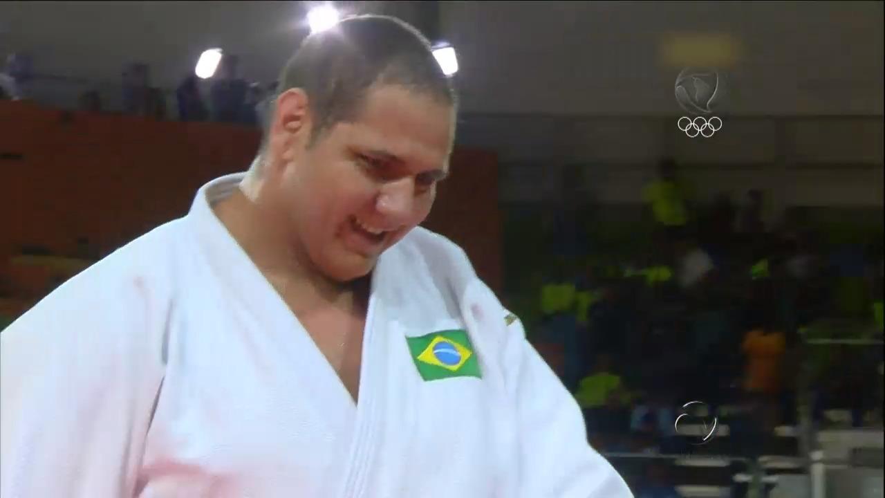 Rafael Silva conquista medalha de bronze para o Brasil no judô ...