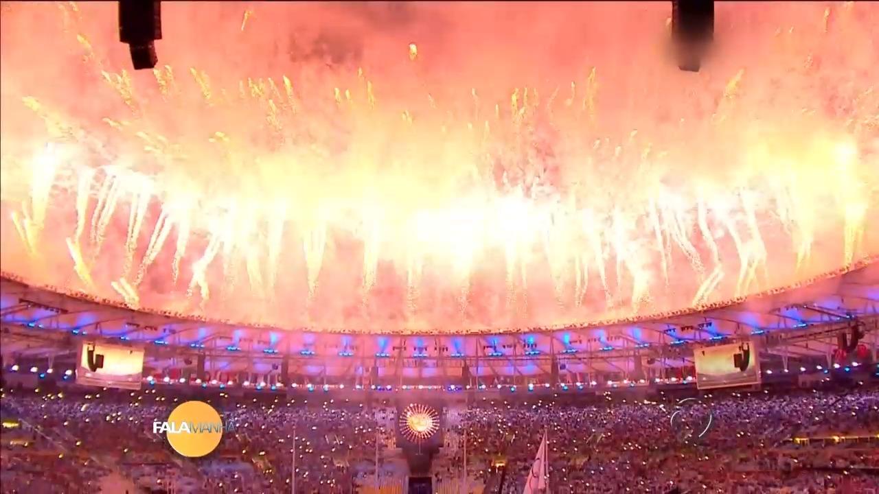 Confira os melhores momentos da Cerimônia de Encerramento Rio ...