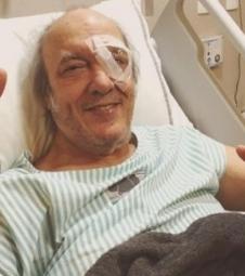 Erasmo Carlos passa por mais uma cirurgia