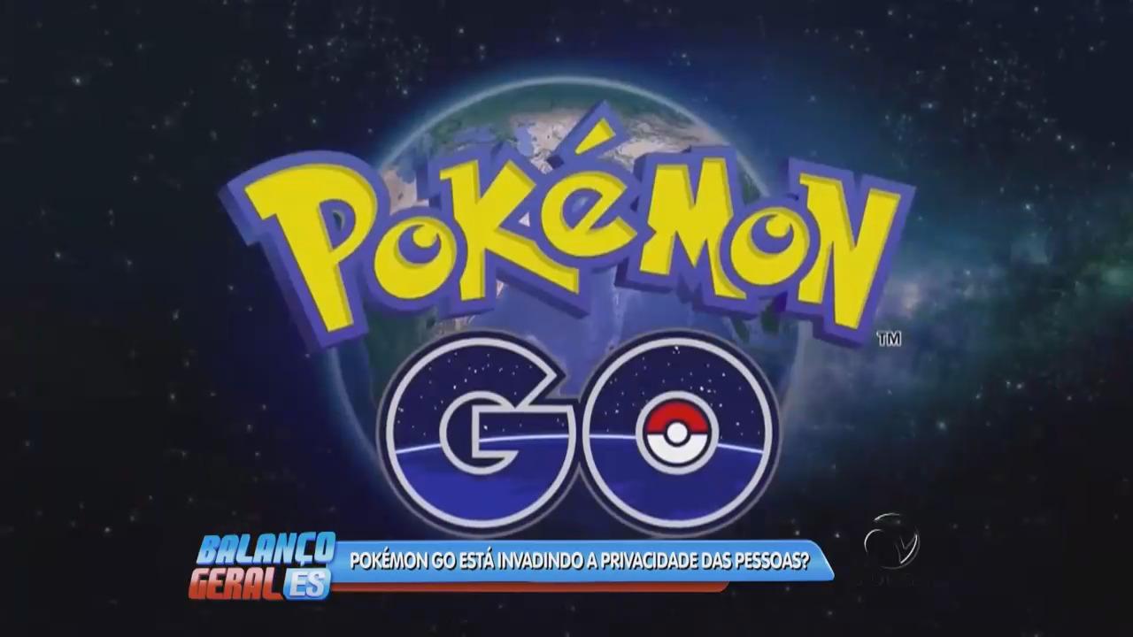 Aplicativo Pokémon Go é acusado de espionagem | Folha Vitória