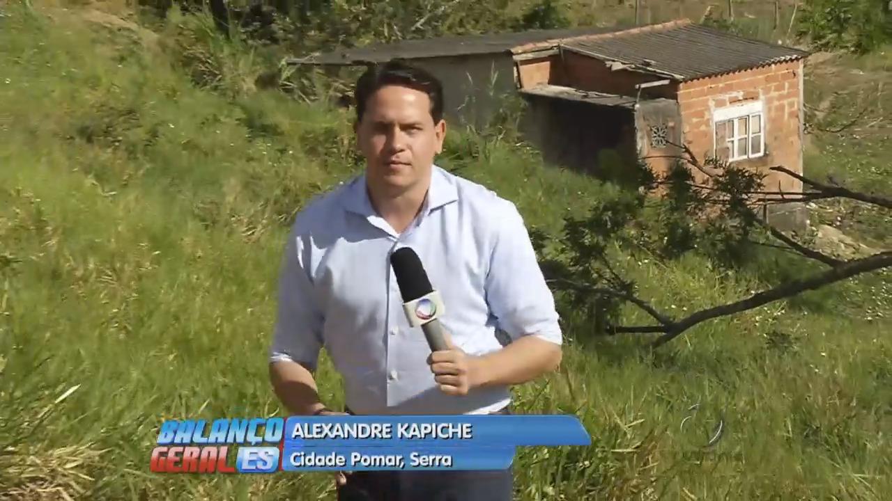 Gari é espancado em Cidade Pomar na Serra | Folha Vitória