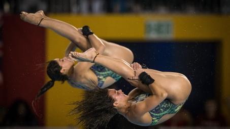 Brasileiras dos saltos ornamentais voltam a brigar e devem encerrar ...