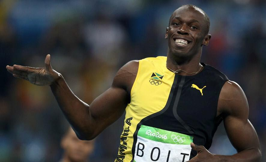 Usain Bolt faz história com tricampeonato nos 100 metros rasos ...