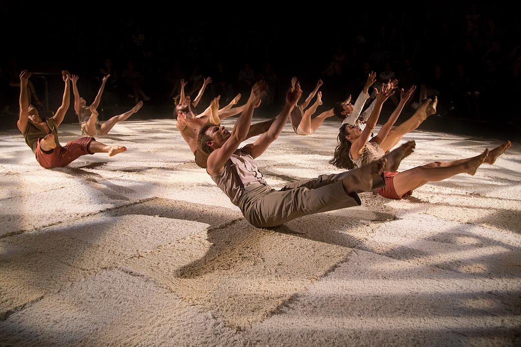 Companhia carioca apresenta em Vitória espetáculo que une ...