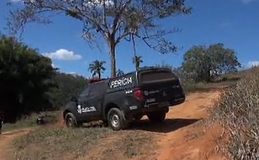 Corpo de ex-líder comunitário é encontrado em estrada de chão na ...