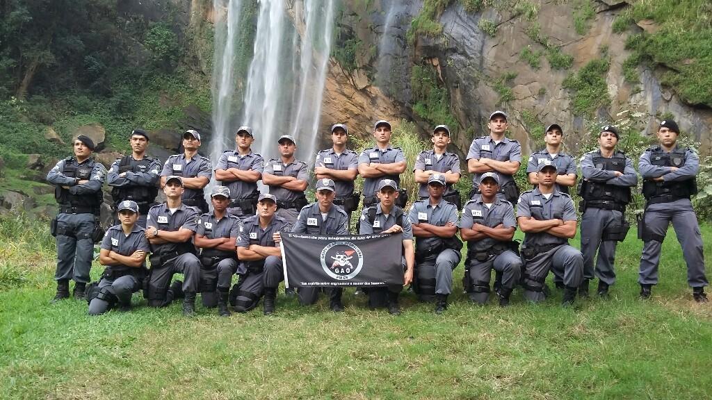 Novos integrantes do GAO vão reforçar a segurança no sul do ...