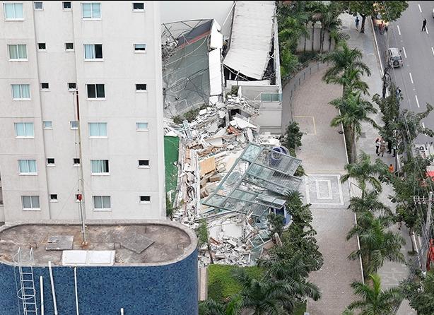 Grand Parc: relatório aponta graves erros de construção que teriam ...