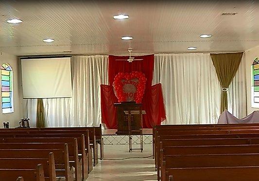 Igreja é arrombada, criminosos levam equipamentos avaliados em ...