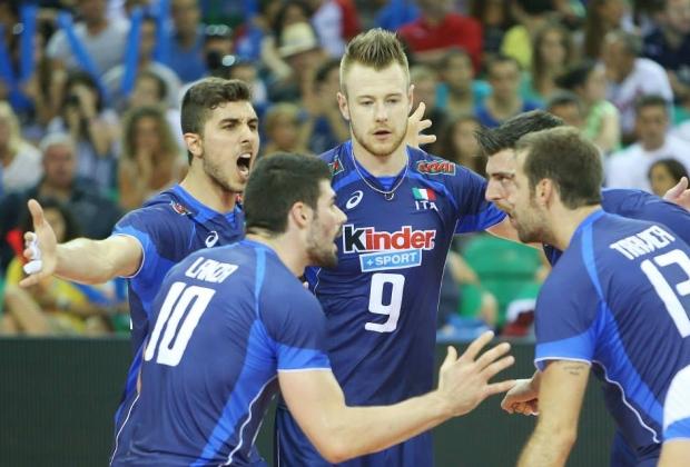 Itália bate os EUA, vai à final do vôlei masculino e pode enfrentar o ...