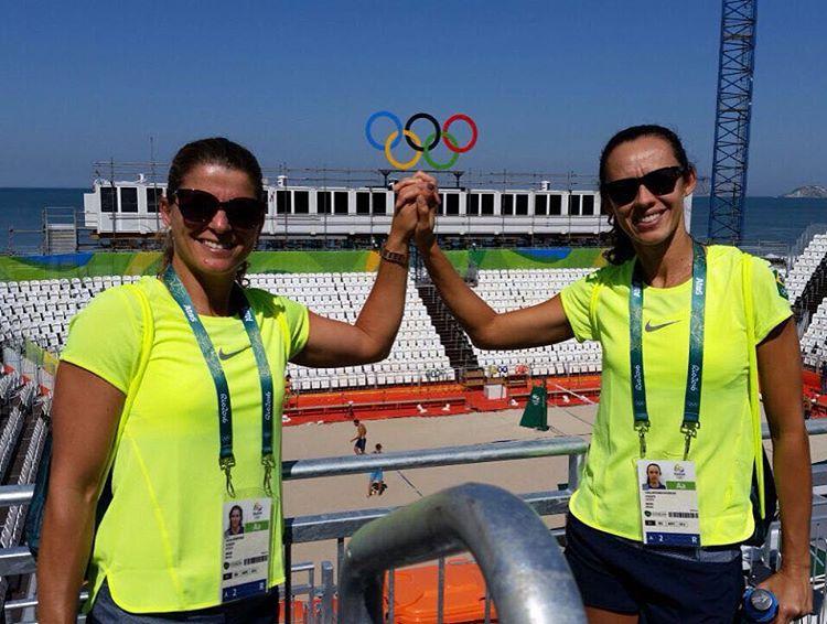 Capixabas que representam o Brasil mostram clima olímpico nas ...