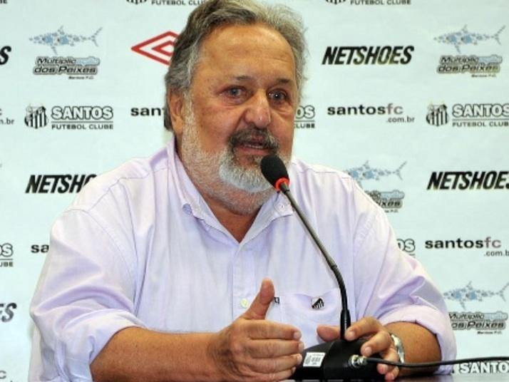 Ex-presidente do Santos, Luis Álvaro de Oliveira Ribeiro morre aos ...