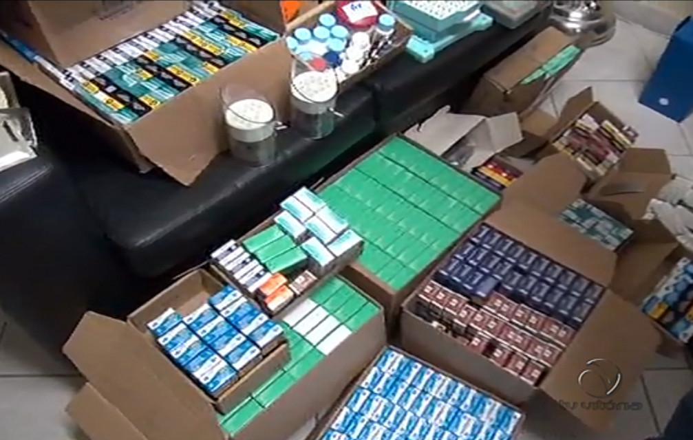 Pai e filho são presos na Serra por venda clandestina de remédios ...