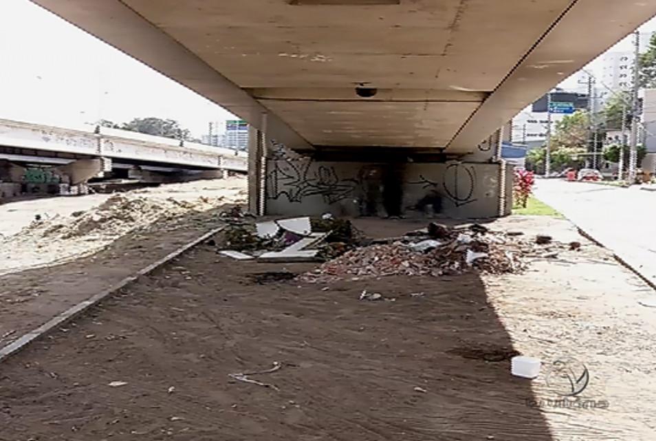 Morador de rua é morto a pauladas e pedradas na Ponte da ...