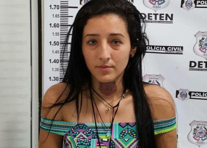 Jovem é detida em Vila Velha com comprimidos de ecstasy que ...