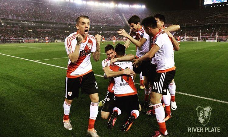 River Plate derrota o Santa Fe e conquista a Recopa Sul- Americana ...