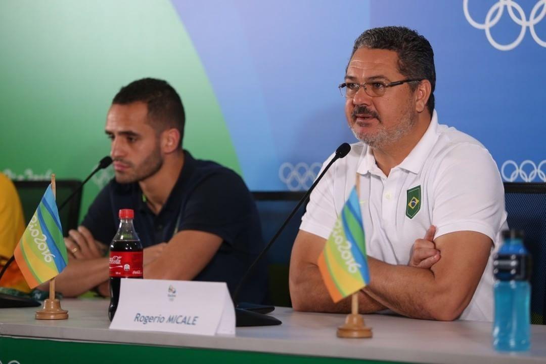Micale admite alívio após vitória e classificação da seleção olímpica ...