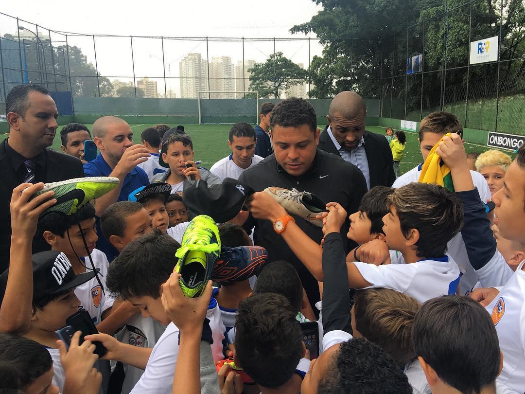 Ronaldo Fenômeno vem ao ES no sábado para inaugurar ...