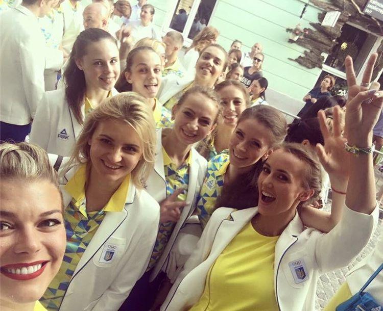 Com foco total nos Jogos Olímpicos, seleção ucraniana de ginástica ...