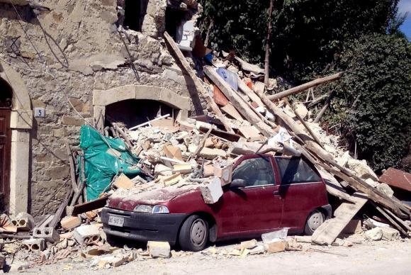 Capixabas relatam momentos de tensão após terremoto na Itália ...