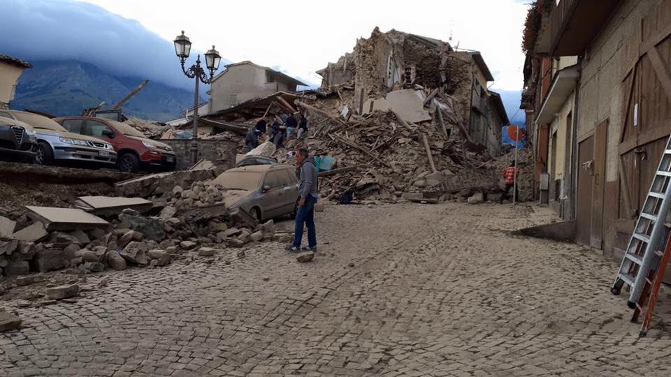 Forte terremoto mata ao menos 38 pessoas no centro da Itália ...