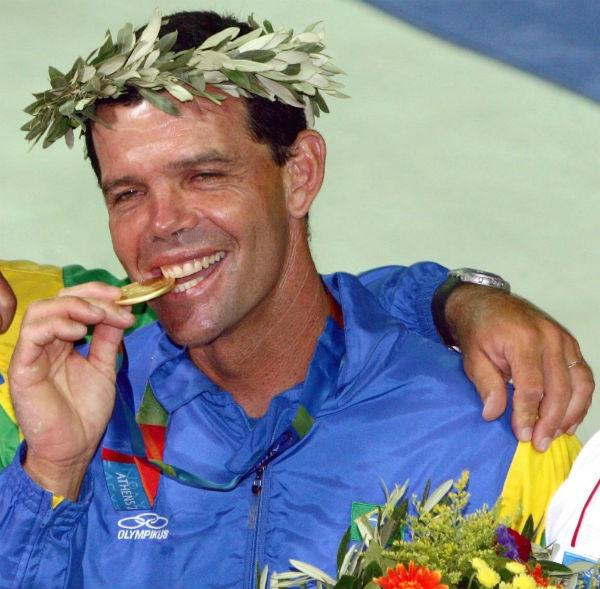 Bicampeão olímpico, Torben vibra com o ouro da filha: ' Emoção ...