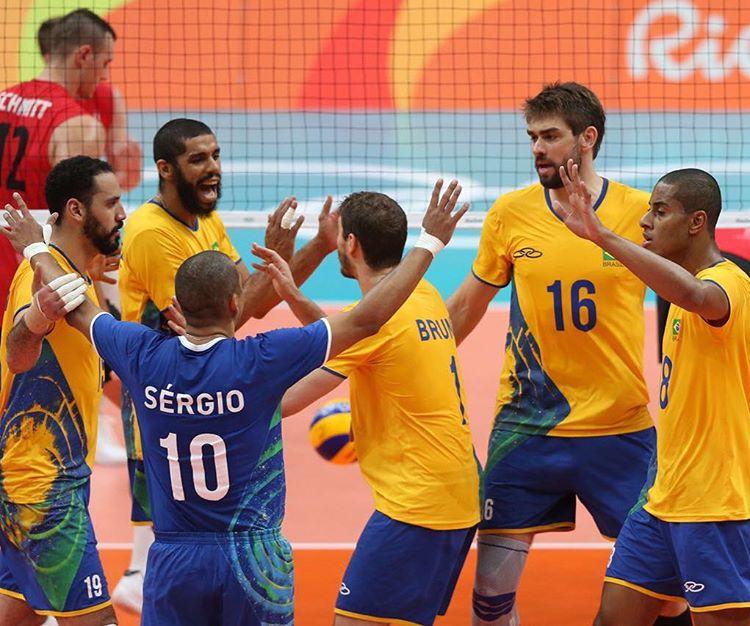 Decisão no vôlei masculino vale para time superar 'amareladas' do ...