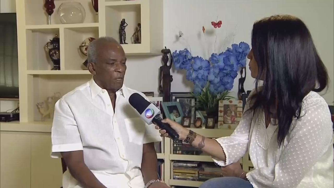 Pai de Camila Pitanga fala sobre o momento da fatalidade que ...