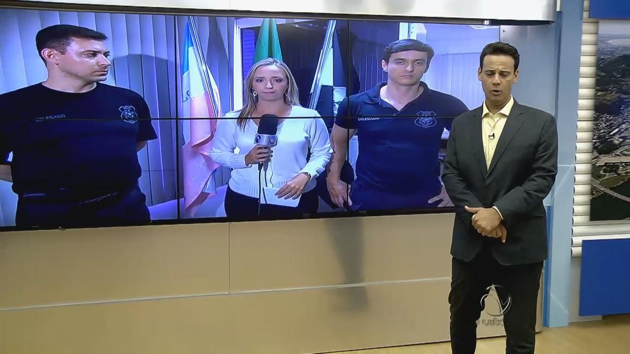 Delegados relatam sobre operação policial que aconteceu na Serra ...