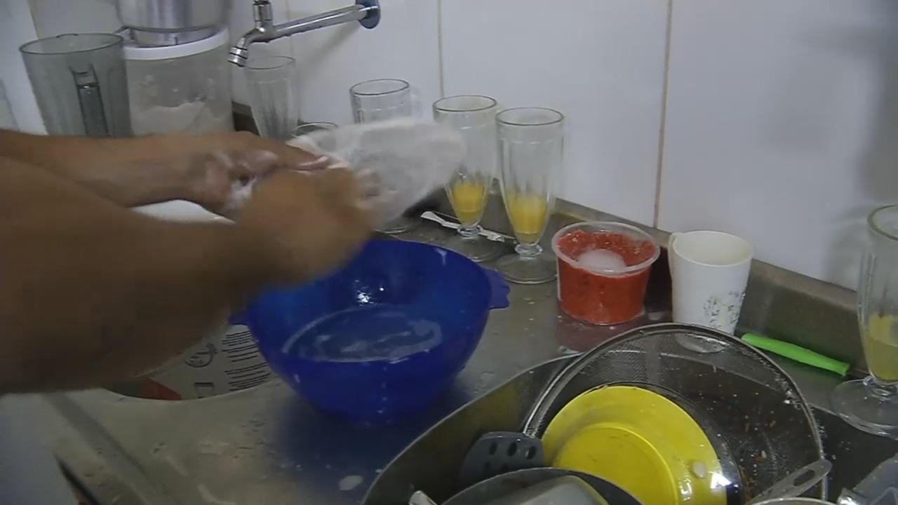 Racionamento deixa 56 bairros da Grande Vitória fiquem sem água ...