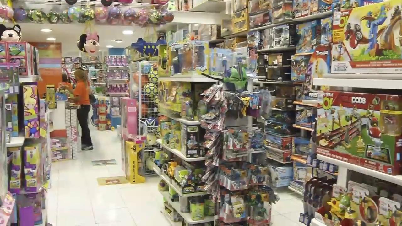 Saiba quais cuidados tomar ao comprar presente de Dia das Crianças