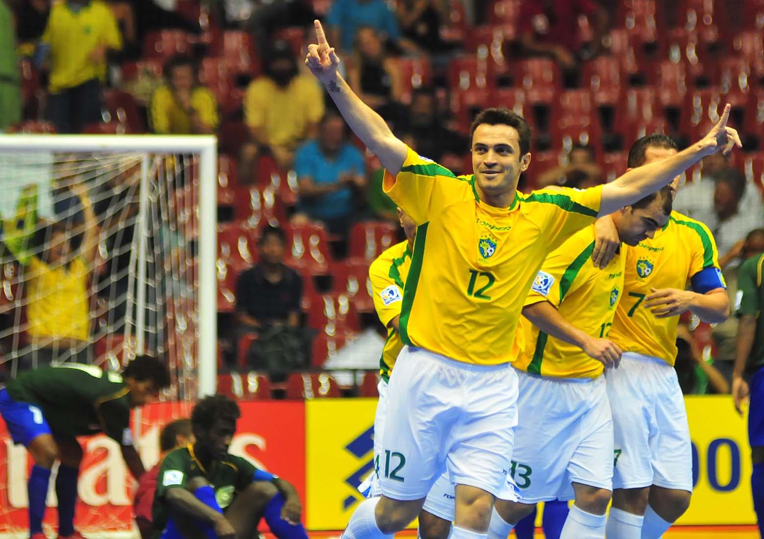Mundial de Futsal começa com 4 jogos e marca o adeus de Falcão à competição   19bae9c2483f7