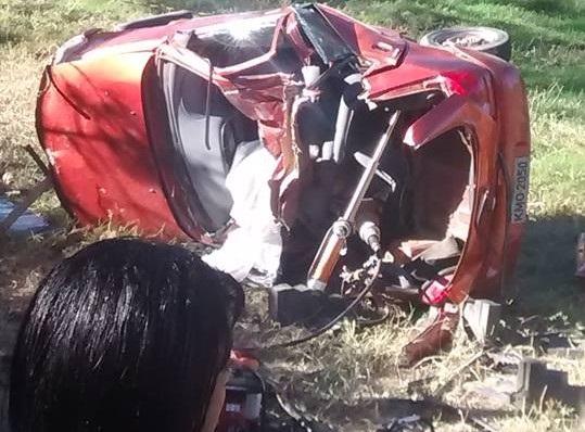 Morre segunda vítima de acidente em rodovia de Conceição do ...
