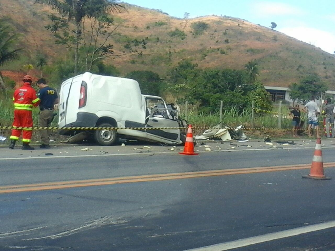 Empresário de Marataízes morre após acidente na BR-101 Sul em ...