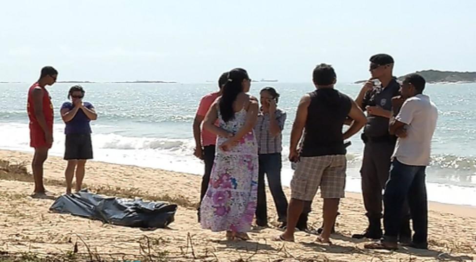 Corpo de adolescente que se afogou na Praia de Itaparica é ...
