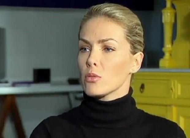 Ana Hickmann faz boletim de ocorrência após receber ameaças de ...