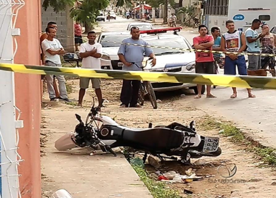 Vigilante tenta fugir de assalto e acaba morto em acidente em ...