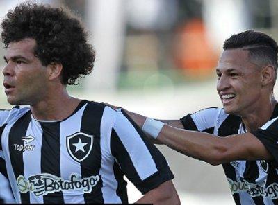 Jair Ventura festeja recuperação do Botafogo e exalta espírito de ...