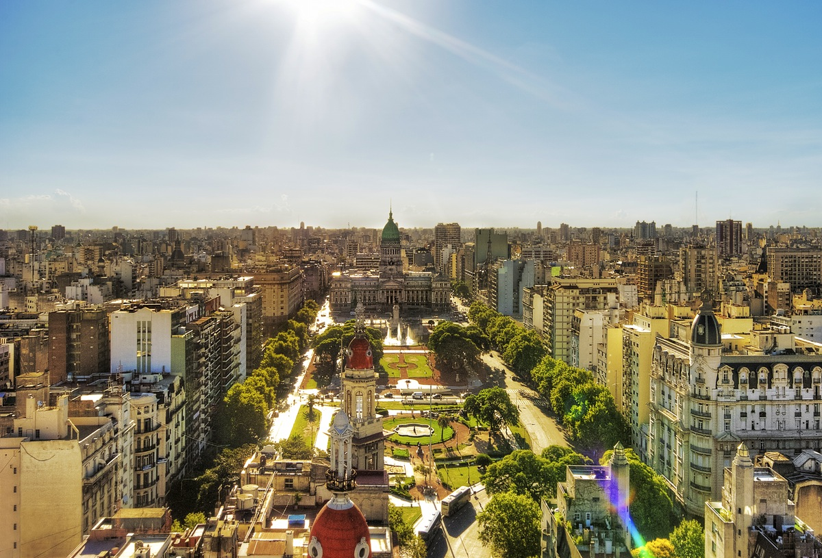 Que tal viajar? Hospedagem para turista na Argentina ficará 21 ...
